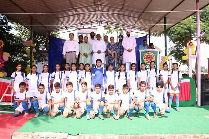 HPS Inter-School Football Championship 2019