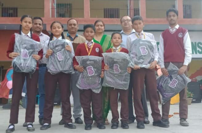 Discovery School Super League - Powered by BYJU'S Round 1 Toppers