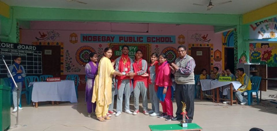 Inter-House Quiz On Uttrakhand 2019