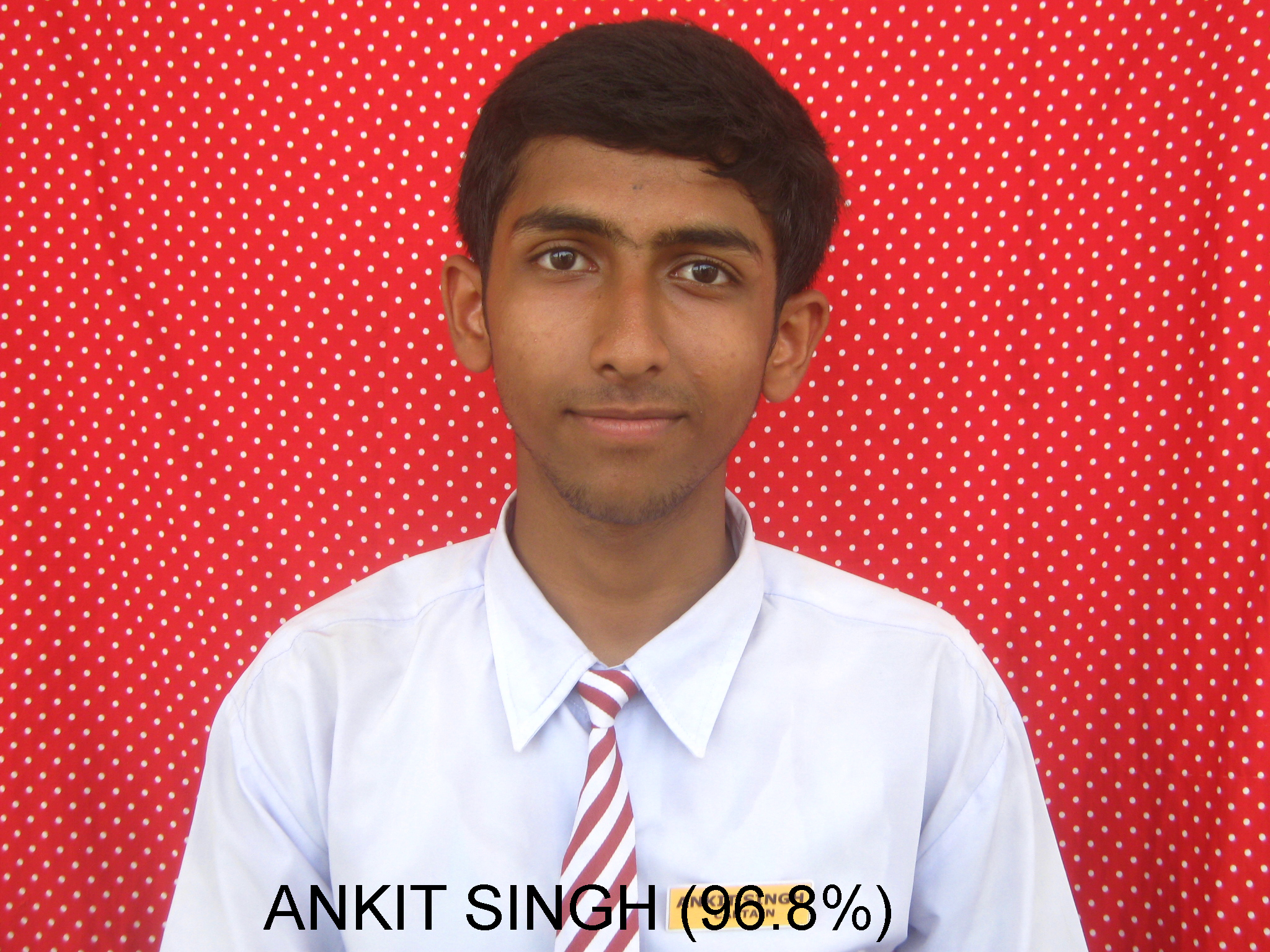 Topper of Khatima Ankit Singh got 96.8% marks in CBSE Result 2019- Class XII at Nosegay,school Achievements,Achievements of Nosegay,school Achievements